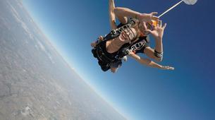 Skydiving-Rome-Tandem Skydive from 4000m in Nettuno, Rome-5