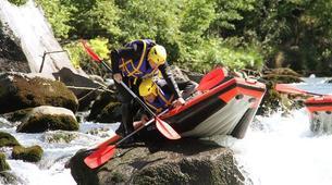 Rafting-Morvan-Descente Canoraft sur la Cure et le Chalaux dans le Morvan-2