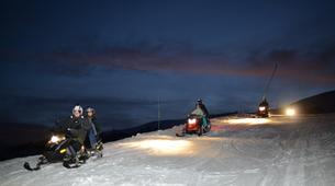 Snowmobiling-Le Corbier, Les Sybelles-Snowmobile excursion in Le Corbier, Les Sybelles-1