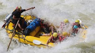 Rafting-Livingstone-3 Day mighty Zambezi experience-1