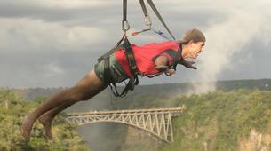 Bungee Jumping-Victoria Falls-Vertigo combo in Victoria Falls-2