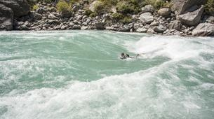 Hydrospeed-Queenstown-Riverboarding excursion on Kawarau River, Queenstown-9
