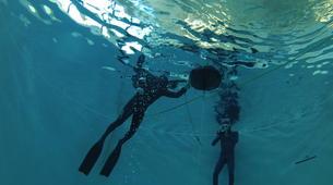 Freediving-Hendaye-PADI Freediving initiation in Hendaye-4