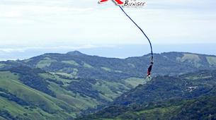 Bungee Jumping-Monteverde-Bungee jumping from 143 metres in Monteverde-5