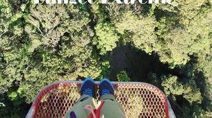 Bungee Jumping-Monteverde-Bungee jumping from 143 metres in Monteverde-2