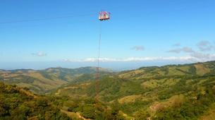 Bungee Jumping-Monteverde-Bungee jumping from 143 metres in Monteverde-1