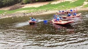 Rafting-Morvan-Descente Canoraft sur la Cure et le Chalaux dans le Morvan-3