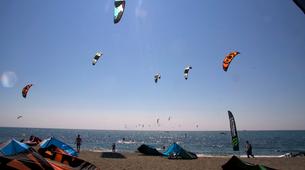 Kitesurfing-Hyeres-Semi-private kitesurfing lessons in Hyeres-2