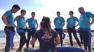 Surfing-Maspalomas, Gran Canaria-Group surfing courses in Maspalomas, Gran Canaria-5