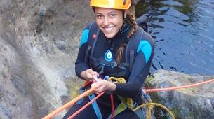 Canyoning-Costa Adeje, Tenerife-Los Carrizales Canyon in Costa Adeje, Tenerife-3