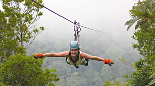 Canopy Tours-Monteverde-Canopy tour in Monteverde-3