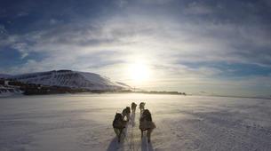 Dog sledding-Svalbard-Private 5 day mushing expedition in Longyearbyen, Svalbard-6