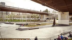 Skateboarding-Barcelona-Skate camp in Barcelona au départ d'Avignon-5