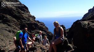 Canyoning-Costa Adeje, Tenerife-Los Carrizales Canyon in Costa Adeje, Tenerife-7