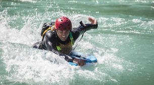 Hydrospeed-Queenstown-Riverboarding excursion on Kawarau River, Queenstown-3