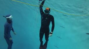 Freediving-Hendaye-PADI Freediving initiation in Hendaye-2