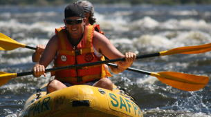 Kayaking-Victoria Falls-Full day canoeing excursion on the Upper Zambezi-6
