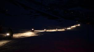 Snowmobiling-Le Corbier, Les Sybelles-Snowmobile excursion in Le Corbier, Les Sybelles-4