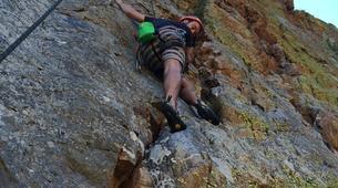 Rock climbing-Langeberg-Rock climbing lessons in Montagu, Langeberg-10