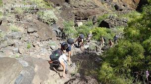 Canyoning-Costa Adeje, Tenerife-Los Carrizales Canyon in Costa Adeje, Tenerife-8