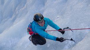 Ice Climbing-Bessans, Haute Maurienne-Ice climbing in Bessans-3