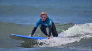Surfing-Maspalomas, Gran Canaria-Group surfing courses in Maspalomas, Gran Canaria-3