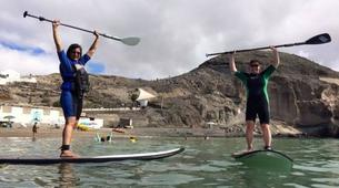 Stand up Paddle-Maspalomas, Gran Canaria-Stand up paddle excursions in Maspalomas, Gran Canaria-2