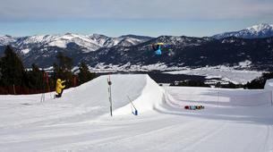 Snowboard Freestyle-Les Angles-Demi-journée Cours Privé de Snowboard Freestyle aux Angles-2