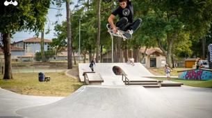 Skateboarding-Hossegor-Skate et Surf Camp à Hossegor-4