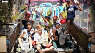 Skateboarding-Barcelona-Skate camp in Barcelona au départ d'Avignon-1
