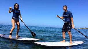Stand up Paddle-Maspalomas, Gran Canaria-Stand up paddle excursions in Maspalomas, Gran Canaria-1