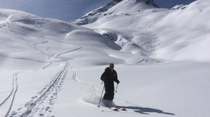 Backcountry Skiing-Val d'Isère, Espace Killy-Backcountry skiing in Val d'isère, Espace Killy-14
