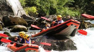 Rafting-Morvan-Descente Canoraft sur la Cure et le Chalaux dans le Morvan-5