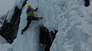 Ice Climbing-Bessans, Haute Maurienne-Ice climbing in Bessans-6