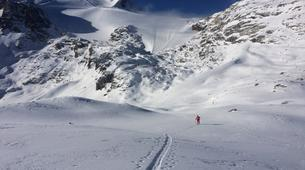Backcountry Skiing-Val d'Isère, Espace Killy-Backcountry skiing in Val d'isère, Espace Killy-6