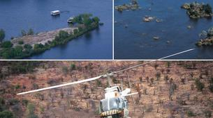 Helicopter tours-Victoria Falls-Scenic helicopter ride over the Victoria Falls-2