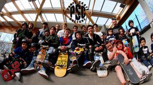 Skateboarding-Paris-Skateboarding course in Paris-2