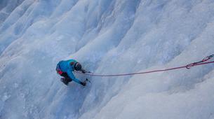 Ice Climbing-Bessans, Haute Maurienne-Ice climbing in Bessans-2