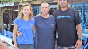 Plongée sous-marine-Les Trois-Îlets-Baptême de Plongée à l'Anse à l'Âne, Martinique-3