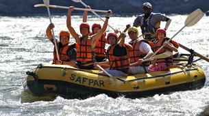 Rafting-Livingstone-3 Day mighty Zambezi experience-2
