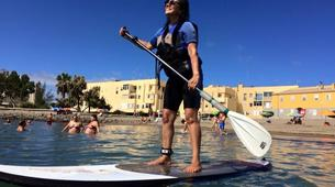 Stand up Paddle-Maspalomas, Gran Canaria-Stand up paddle excursions in Maspalomas, Gran Canaria-6