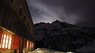 Raquette à Neige-Cauterets-Week-end Raquettes au Pic de la Cardinquère, près de Cauteret-4