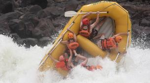 Rafting-Livingstone-3 Day mighty Zambezi experience-3