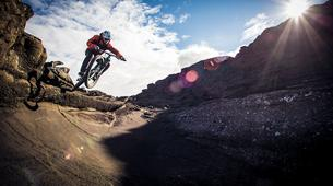Mountain bike-Reykjavik-Heli-biking down Hengill Volcano, Reykjavik-3