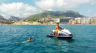 Jet Skiing-Dénia-Guided Jet ski excursions in Denia, Alicante-2