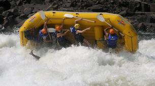 Rafting-Victoria Falls-Rafting and riverboarding 1-day combo in Victoria Falls-5