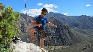 Rock climbing-Langeberg-Rock climbing lessons in Montagu, Langeberg-2