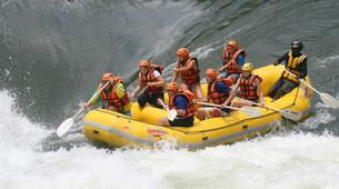 Rafting-Victoria Falls-White water rafting trips in Victoria Falls-2