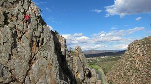 Rock climbing-Langeberg-Rock climbing lessons in Montagu, Langeberg-3