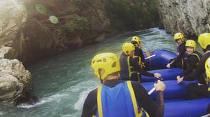 Rafting-La Plagne, Paradiski-Rafting down the Isere, La Plagne-2